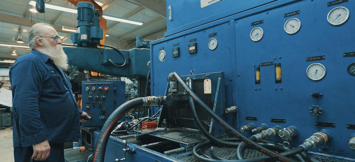 Pumps, Motors, Valves & Power Units