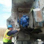 Hoses onsite hydraulic repairs