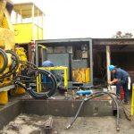 Rehose hydrostatic transmission2