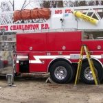 Fire truck system trouble shooting