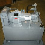 Manufacture complete power units